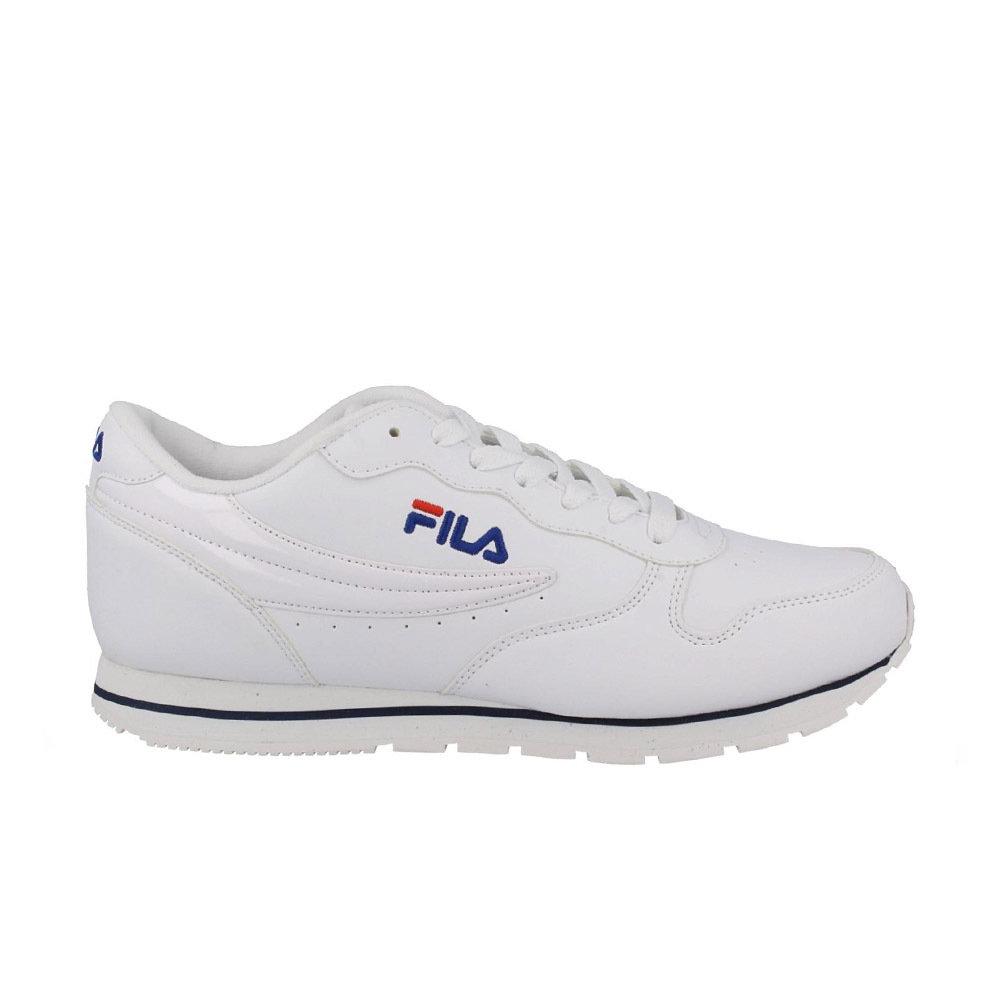 FILA // ORBIT LOW / BRIGHT WHITE - GARDENIA