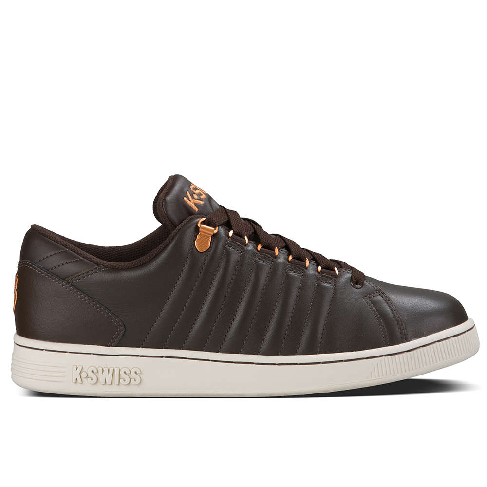 58d989a876ca7 K-SWISS // LOZAN III MEN - TUR+COPPER