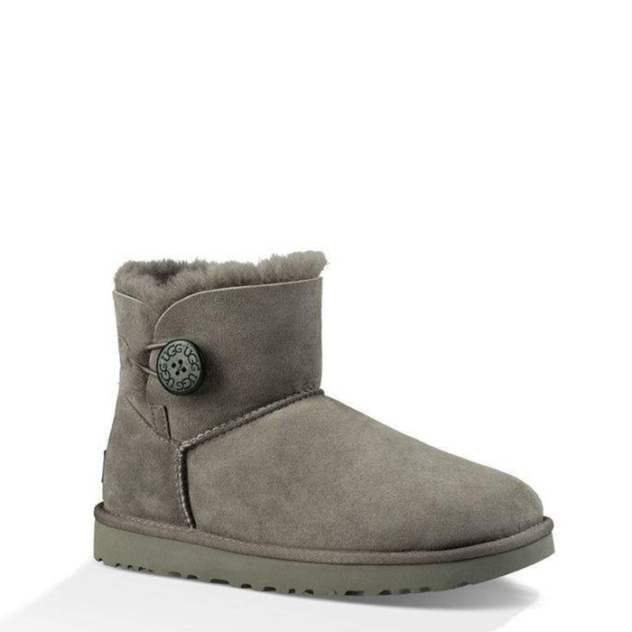 UGG // W MINI BAILEY BUTTON II / GREY - ::