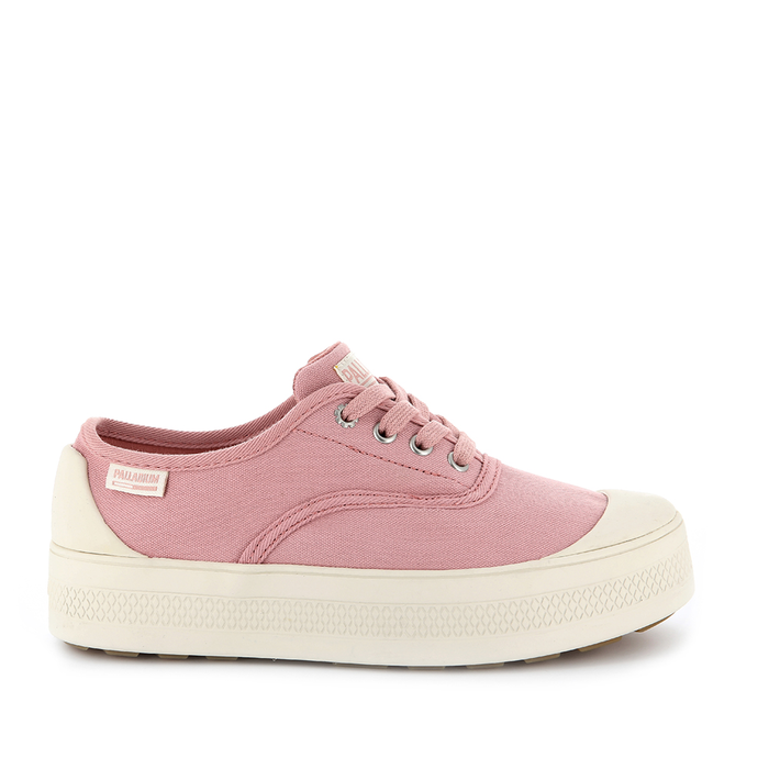 PALLADIUM // S_U_B LOW CVS / ROSE TAN+MARSH - ::