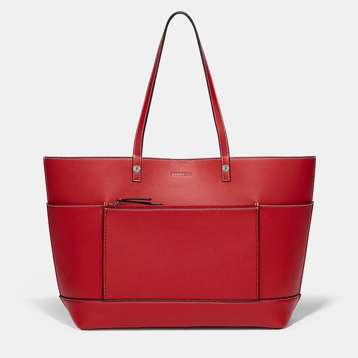 FIORELLI // 247 BUCKET / PILLAR BOX RED - ::