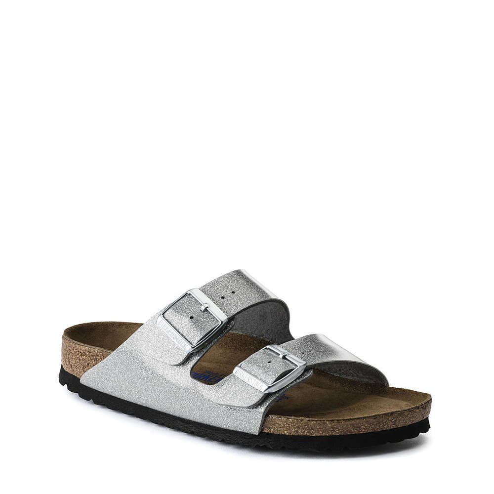 ad2c73c3b789a5 BIRKENSTOCK    ARIZONA SFB   MAGIC GALAXY SIL -    - GARDENIA