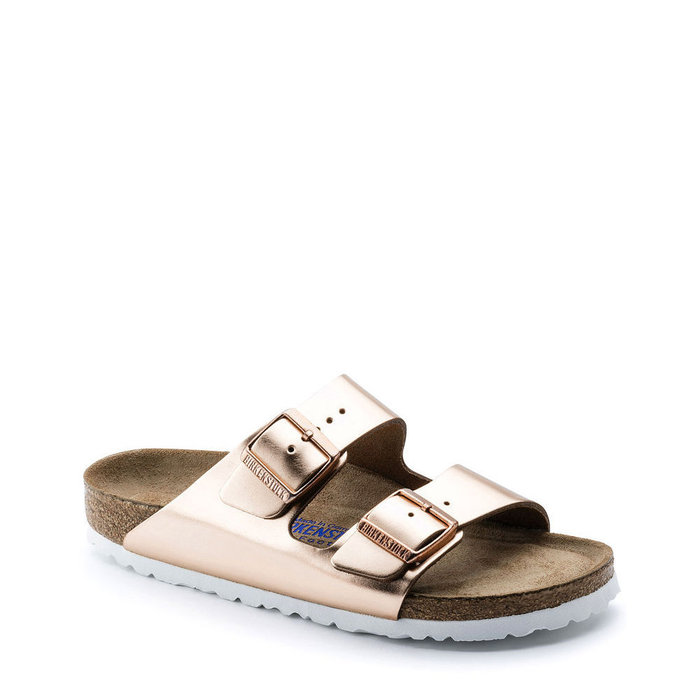BIRKENSTOCK // ARIZONA SFB / METALLIC COPPER - ::