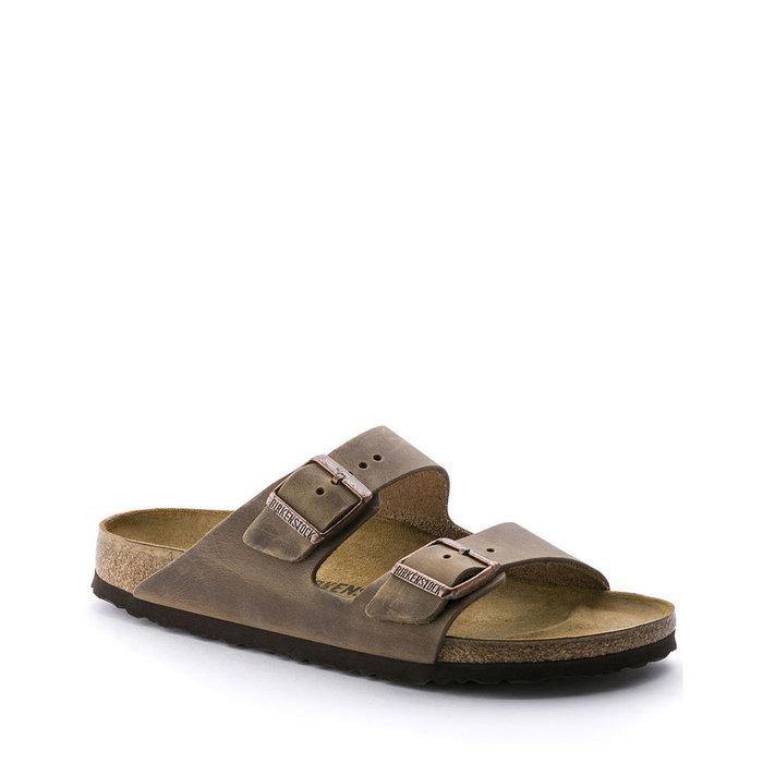 BIRKENSTOCK // ARIZONA / TABACCO BROWN - ::