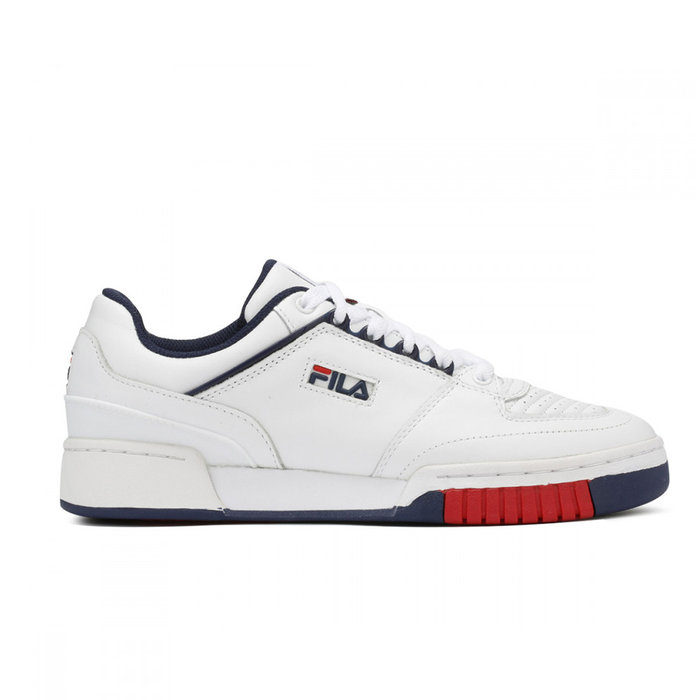 FILA // 1TM00001-125 TARGA / WHT+NAVY+RED