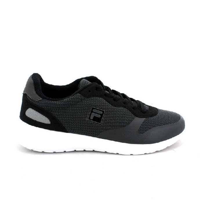 FILA // FIREBOLT LOW / BLACK