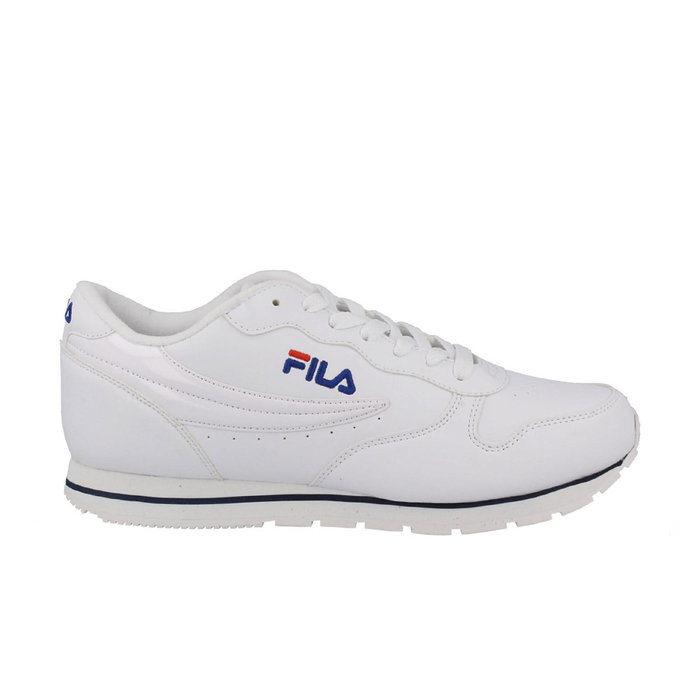 FILA // ORBIT LOW / BRIGHT WHITE