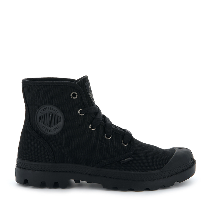 PALLADIUM // PAMPA HI / BLACK - ::