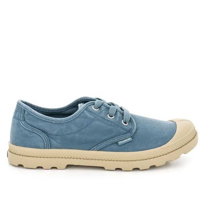 PALLADIUM // PAMPA OXFORD LP / NORDIC BLUE+ - ::