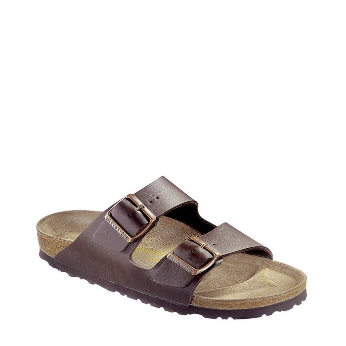 BIRKENSTOCK // ARIZONA / DARK BROWN MEN - ::