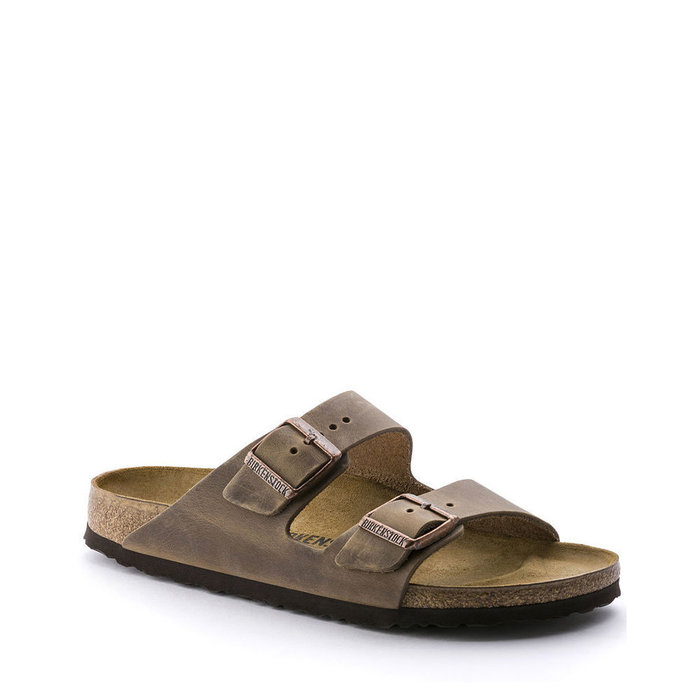 BIRKENSTOCK // ARIZONA / TABACCO BROWN MEN - ::