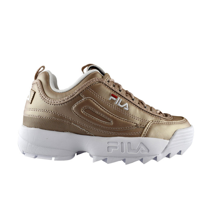FILA // DISRUPTOR MM L WMN / GOLD - ::