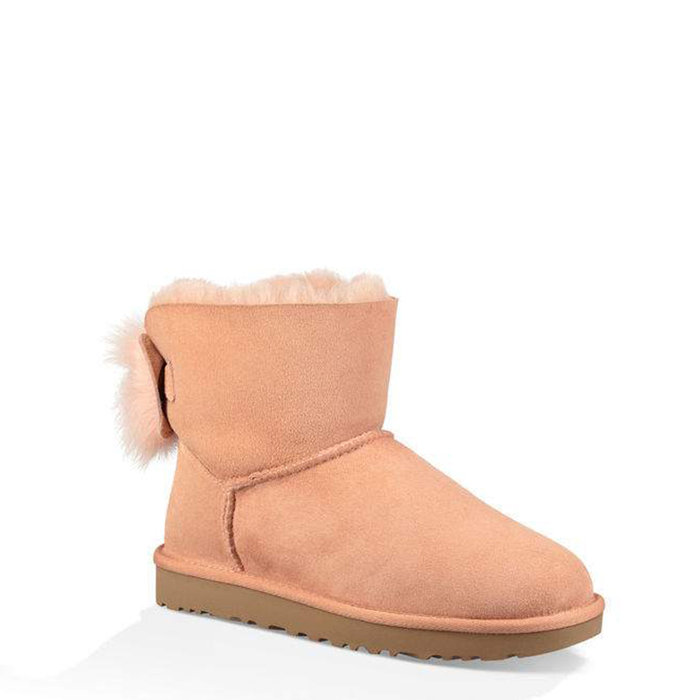 UGG // FLUFF BOW MINI / SUNTAN - ::