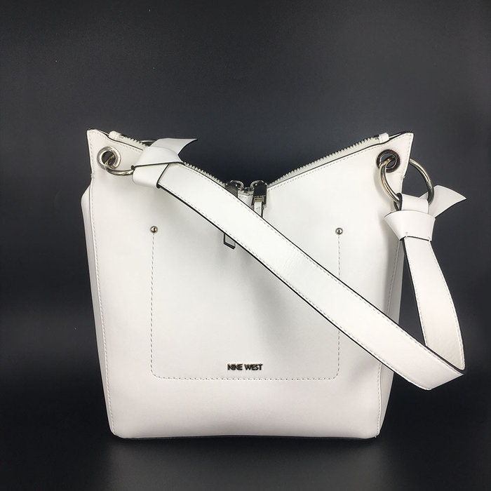 0af44edd20d42 NINE WEST    RAINA   WHITE -