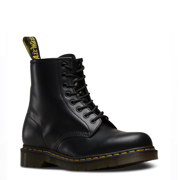 DR. MARTENS // 1460 SMOOTH / BLACK - ::