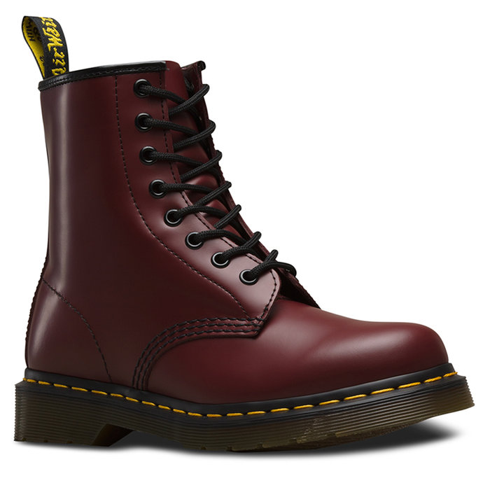 DR. MARTENS // 1460 SMOOTH / CHERRY RED - ::