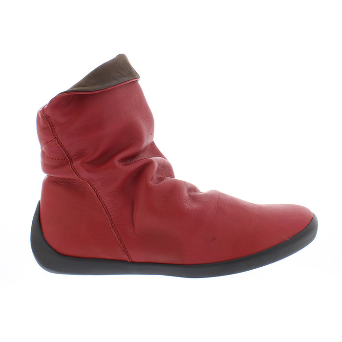 SOFTINOS // NAT332SOF - RED/DK BROWN