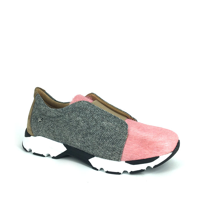 CUBANAS // RUN200B / PINK+GREY - ::