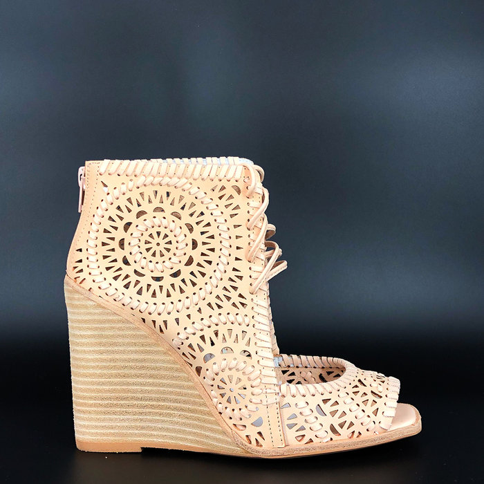 JEFFREY CAMPBELL // MONCTON / NATURAL - ::