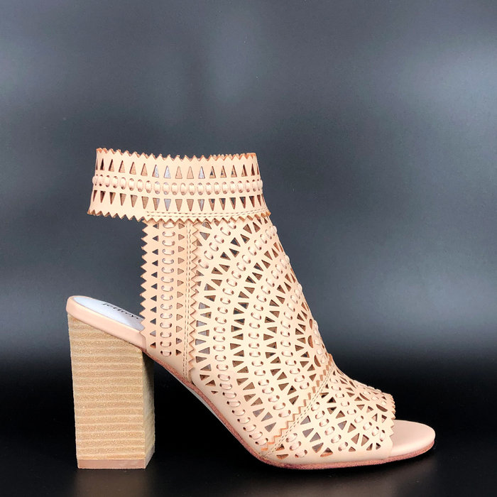 JEFFREY CAMPBELL // 647-1 / NATURAL - ::