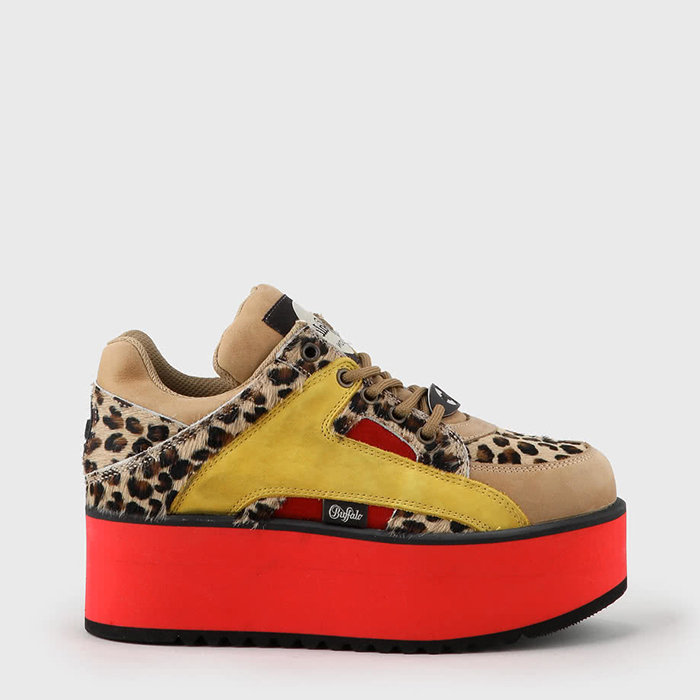 BUFFALO LONDON // 1330-06 / LEOPARD - ::