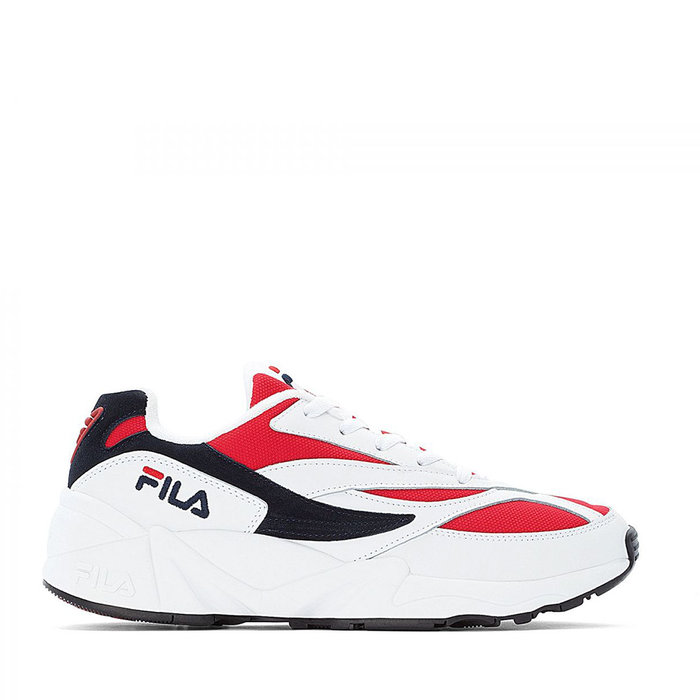 FILA // VENOM LOW - WHITE / NAVY / RED - ::