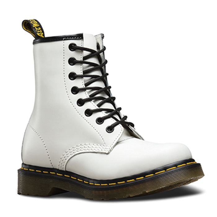 DR. MARTENS // 1460 SMOOTH / WHITE - ::