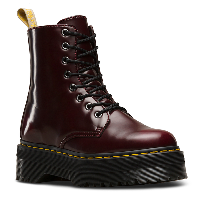 DR. MARTENS // JADON II  / CHERRY RED - ::
