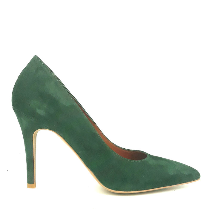 GARDENIA BEAT // PUMP 1.0 / CM GREEN