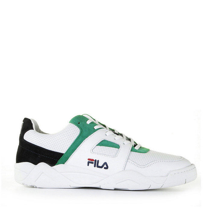 FILA // CEDAR CB LOW / WHITE+F NAVY+SH - ::