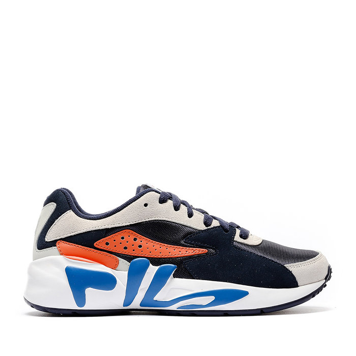 FILA // MINDBLOWER / FILA NAVY+ORANGE - ::