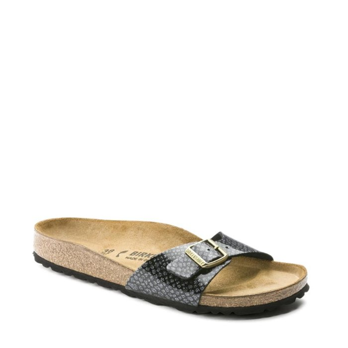 BIRKENSTOCK // MADRID / MAGIC SNAKE BLACK - ::