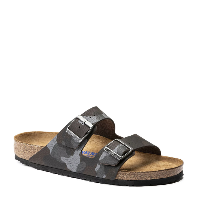 BIRKENSTOCK // ARIZONA SFB / D. SOIL C.  BROW - ::
