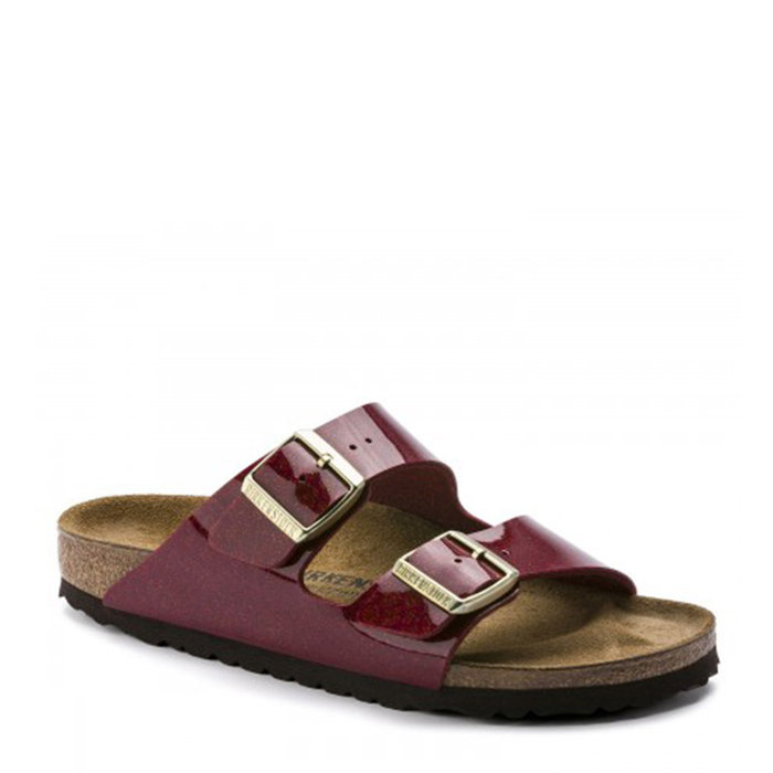 BIRKENSTOCK // ARIZONA / MAGIC SNAKE BORDEAUX - ::