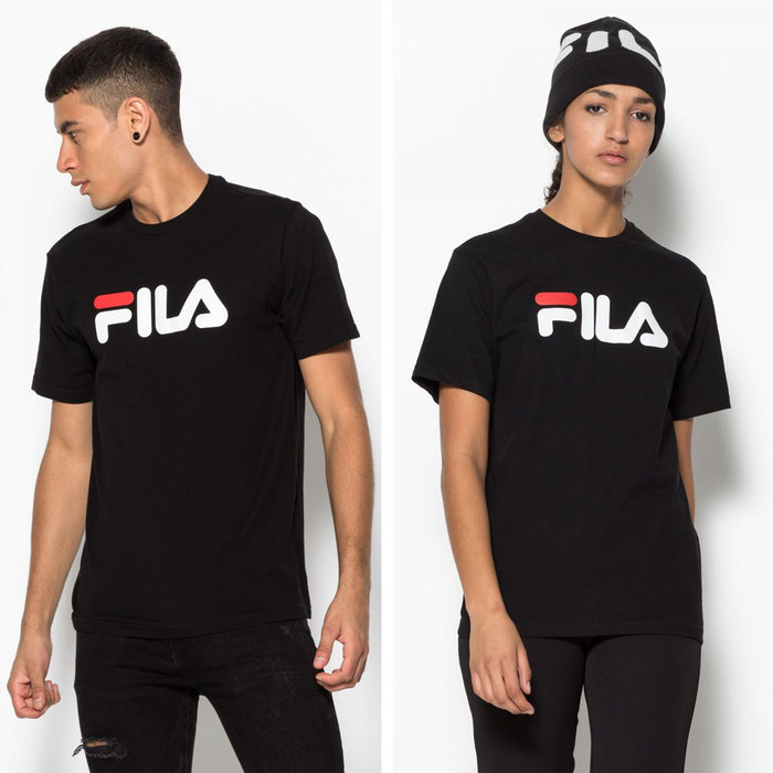 FILA // PURE / BLACK - ::