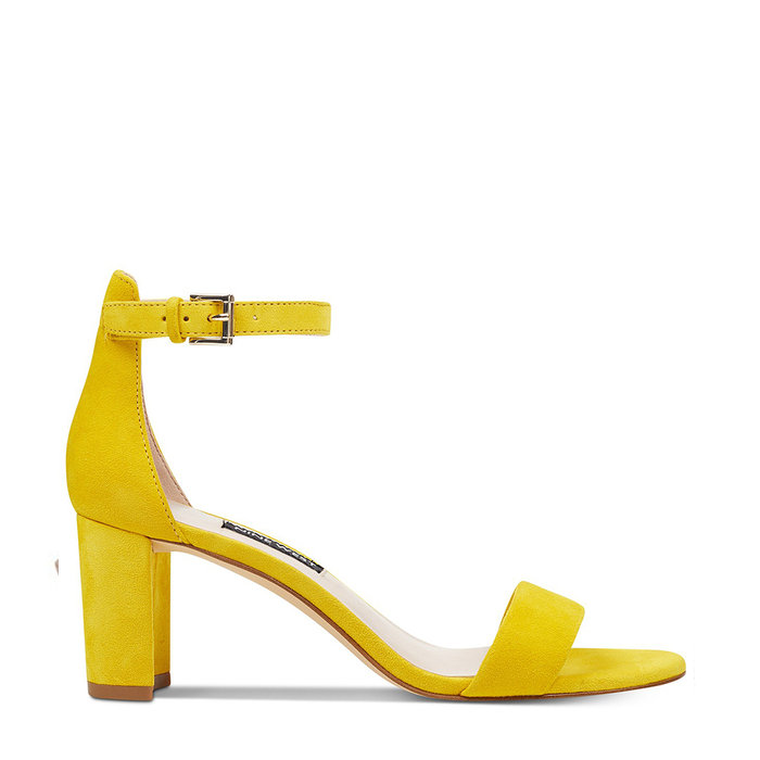 NINE WEST // PRUCE / YELLOW - ::