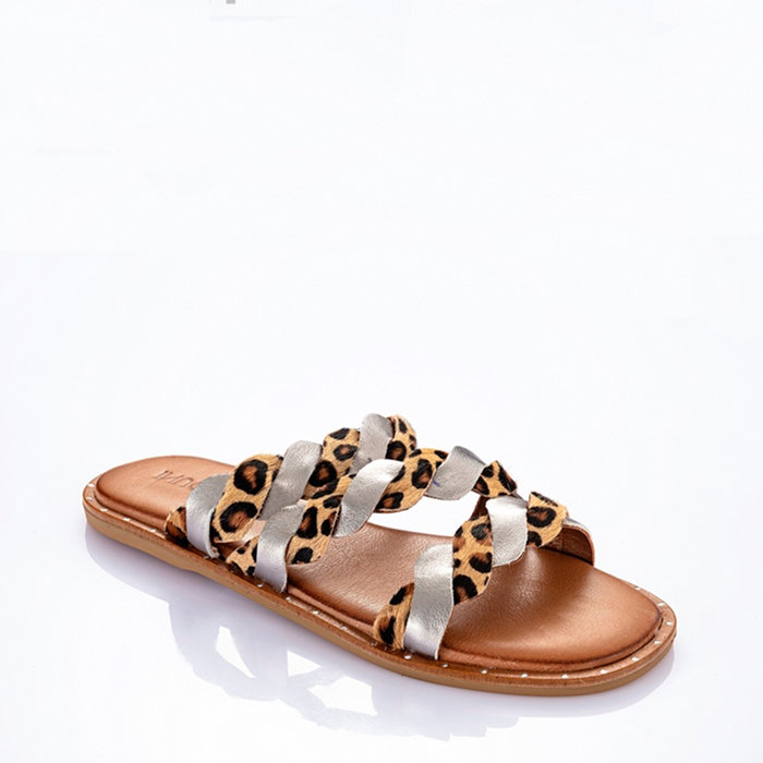 INUOVO // 102025 / ICE+LEOPARD - ::