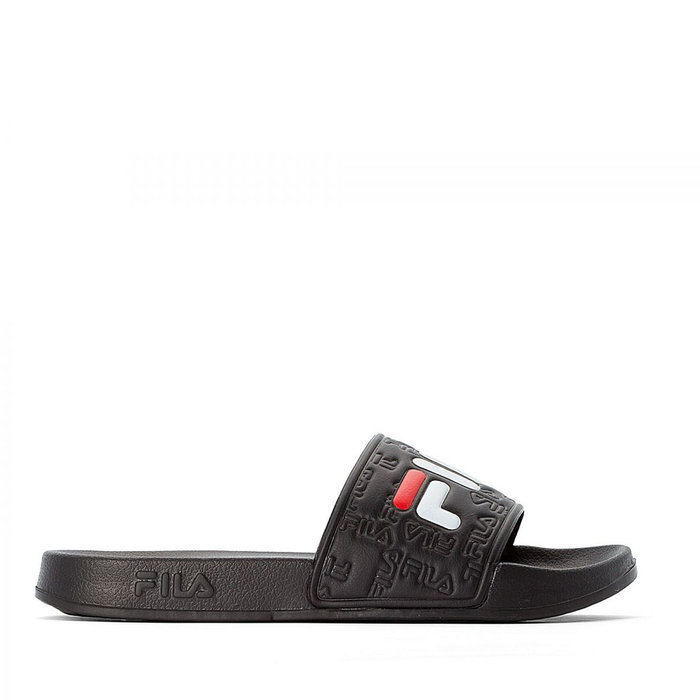 FILA // BOARDWALK SLIPPER / BLACK - ::