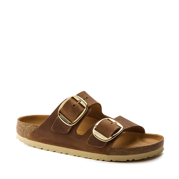 BIRKENSTOCK // ARIZONA BIG B. / COGNAC+A BROW - ::