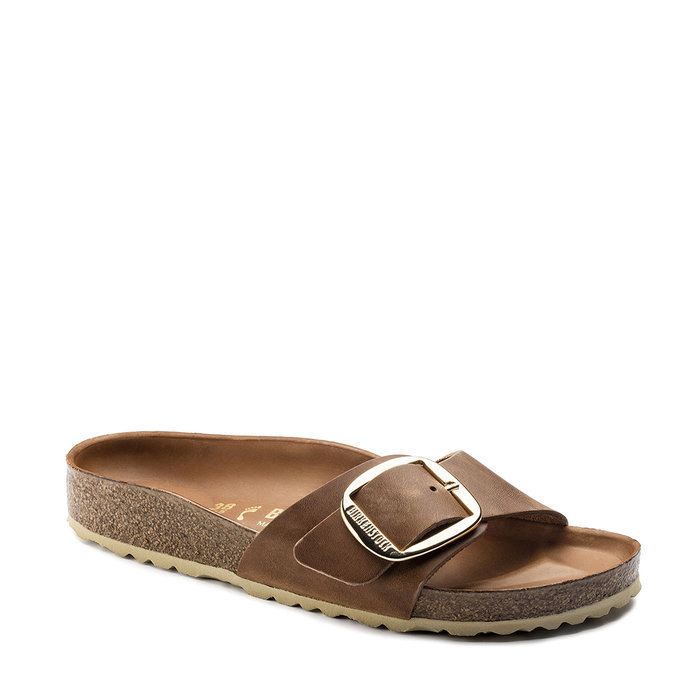 BIRKENSTOCK // MADRID BIG B. / COGNAC - ::
