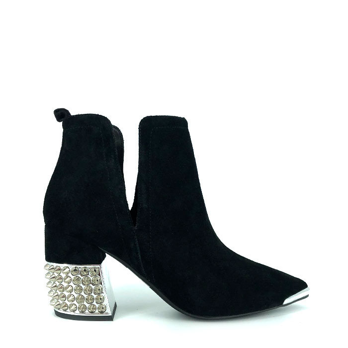 JEFFREY CAMPBELL // FIN / BLACK - ::