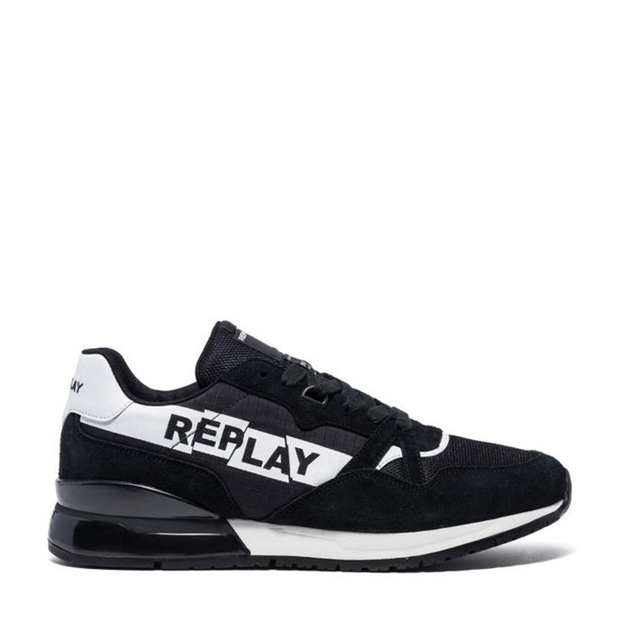 REPLAY // DETROIT / BLACK+WHITE - ::
