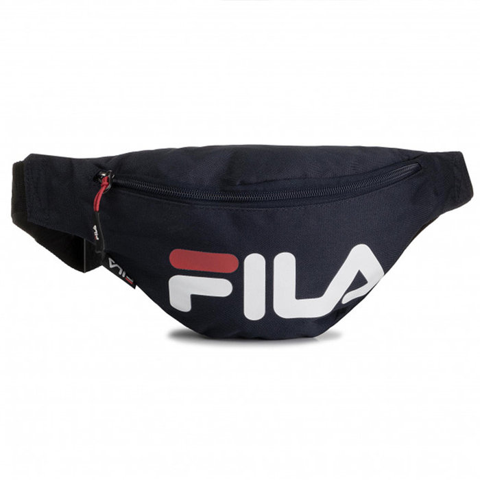 FILA // WAIST BAG / BLACK IRIS - ::