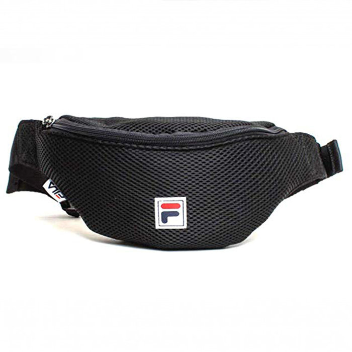 FILA // WAIST BAG SLIM M / BLACK - ::