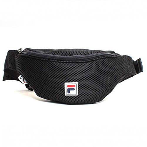 FILA // WAIST BAG SLIM M / BLACK