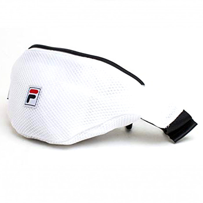 FILA // WAIST BAG SLIM M / WHITE - ::