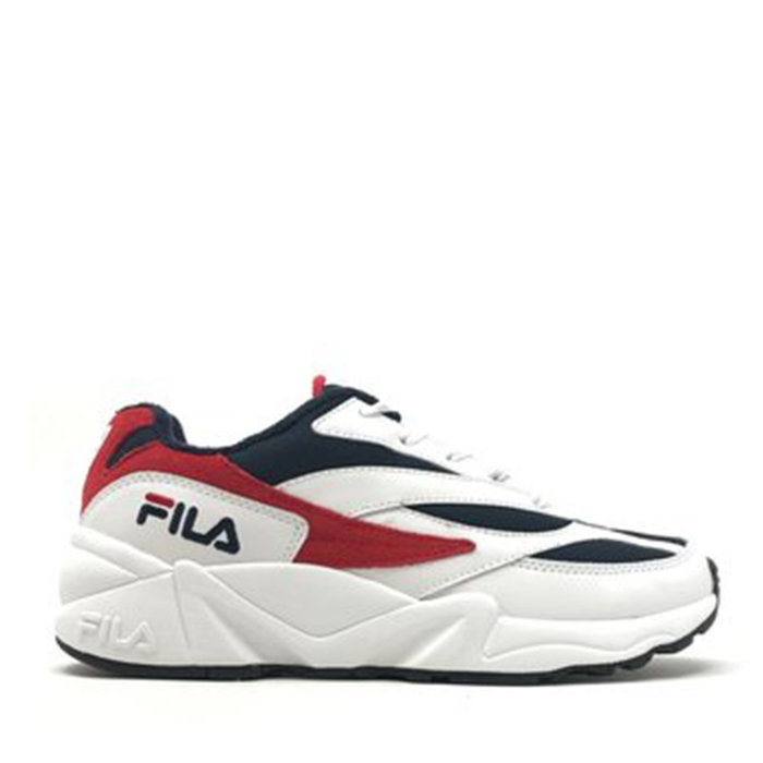 FILA // V94M LOW / BLACK+WHITE+FILA RE - ::