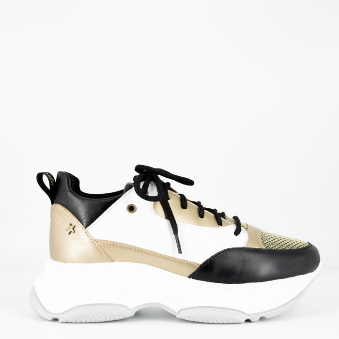TENIS CUBANAS PITTI110GOLD Gold | Cubanas Shoes