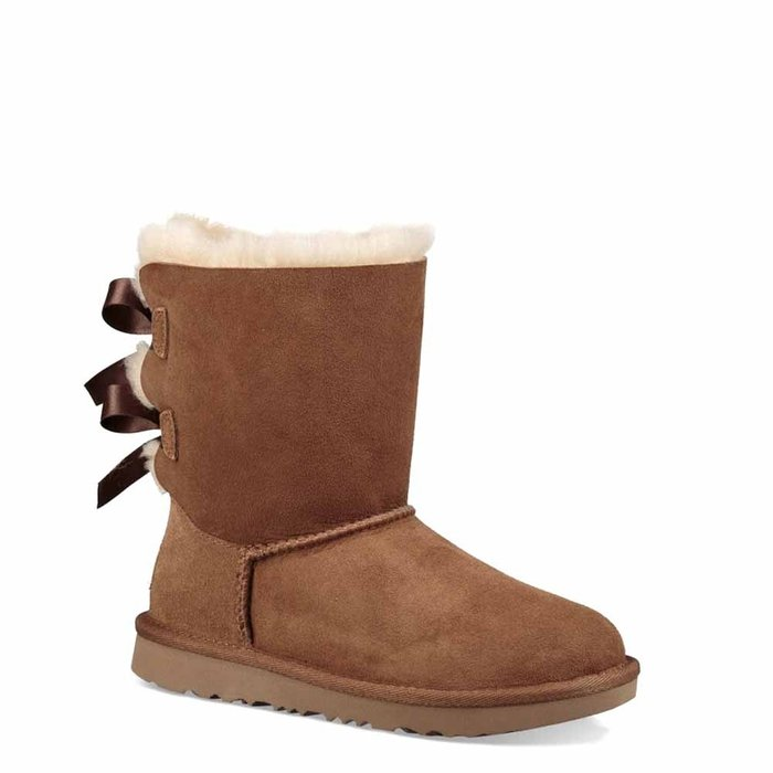 UGG // BAILEY BOW II KID / CHESNUT - ::