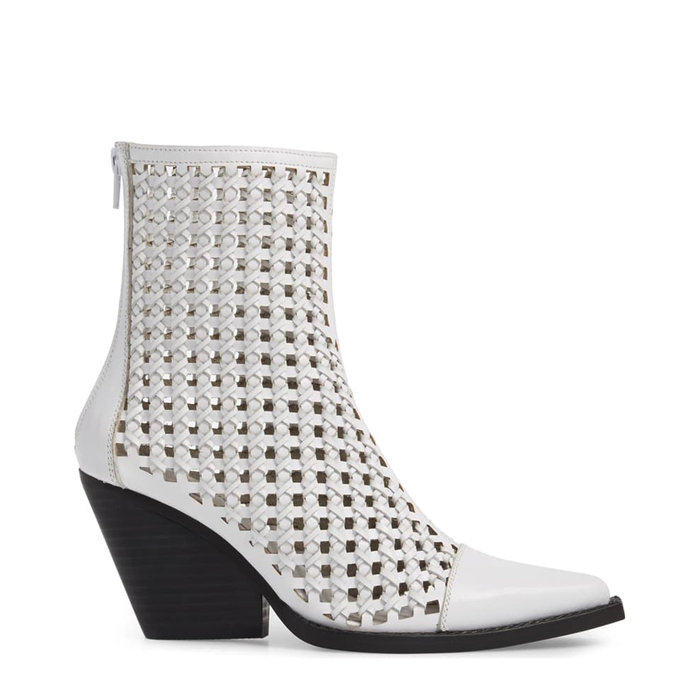 JEFFREY CAMPBELL // OAKWOOD / WHITE